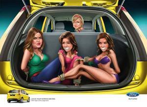 Ford-publicidad_Paris-Hilton