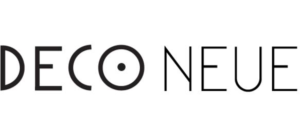 Deco Neue free font